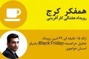 گزارش ارائه همفکر: تحلیل موردی حراجمعه بامیلو (Black Friday)