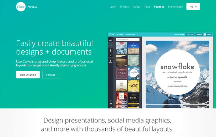 canva دستیار تمامعیار طراحی محتوای شبکههای اجتماعی