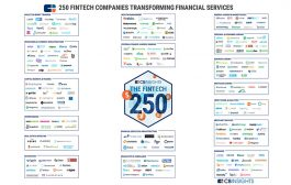 ۲۵۰ استارتاپ برتر فینتک که در حال تغییر خدمات مالی دنیا هستند