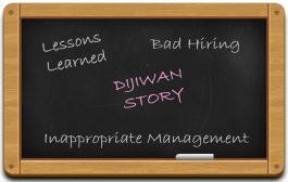 Dijiwan استارتاپ نیم میلیون یورویی بی نظم و محکوم به شکست