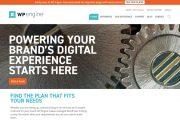 wp engine هاستینگ پرسرعت و پشتیبان وبسایتهای وردپرس